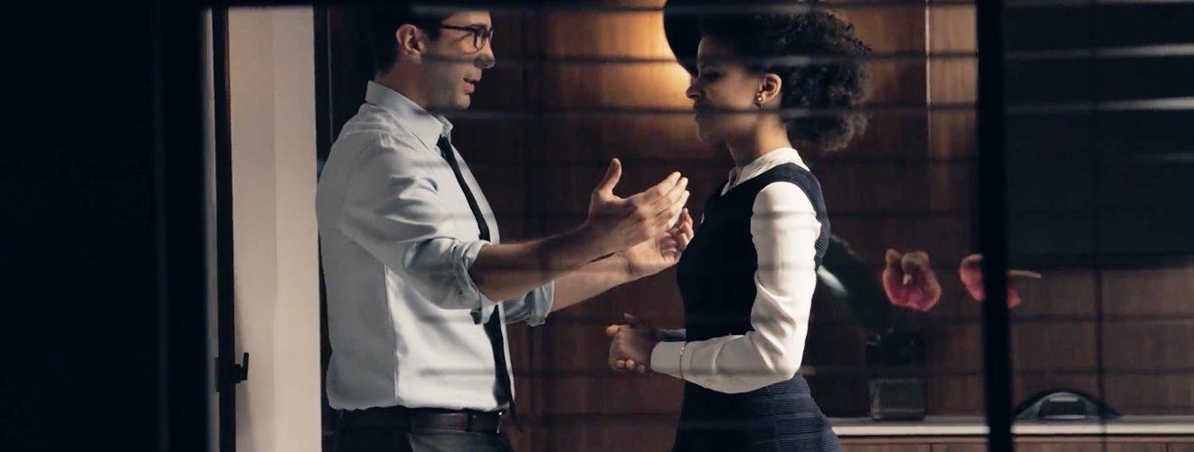 """Ejemplo de campaña contra el acoso """"Friends"""" y """"Sex and the city"""""""