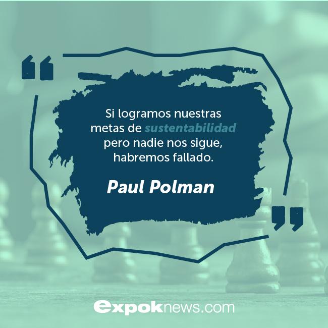Entregan Cannes LionHeart a Paul Polman
