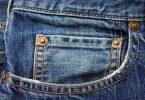 Pantalones hechos de PET