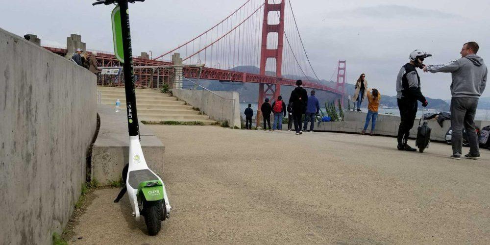 Patines eléctricos, la nueva solución de movilidad en San Francisco