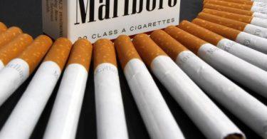 Philip Morris detendrá su producción de cigarros