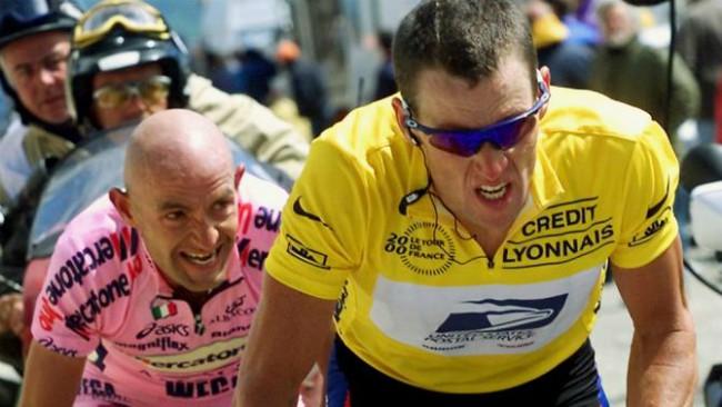 Armstrong pagara 5 millones dolares en una rodada irresponable