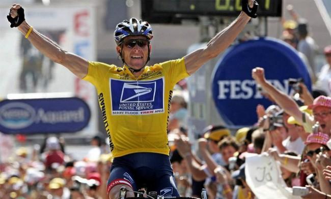 La rodada irresponsable de Armstrong que le costo su carrera y 5 millones dolares