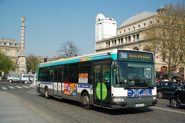 Transporte público gratuito vs contaminación
