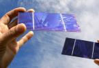 Celdas solares orgánicas se instalan en CDMX
