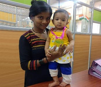 Cuidar a los niños = Cuidar a las madres