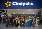 ninos que van por primera vez al cine, cinepolis, fundacion cinepolis, rse cinepolis, responsabilidad social cinepolis, inclusion en el cine, ir al cine por primera vez, vamos todos a cinepolis
