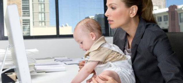Brecha de género se abre aún más si las mujeres son madres