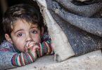 Pobreza infantil ha crecido 10% en un año