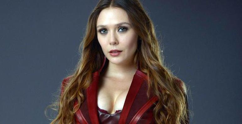 Elizabeth Olsen critica su vestuario de la Bruja Escarlata