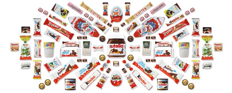 Ferrero cumple con la sostenibilidad: supera 75% de sus objetivos