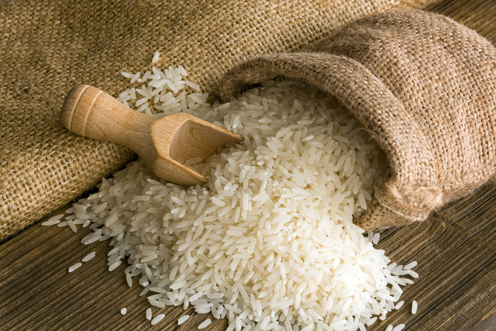 Huella medioambiental del arroz