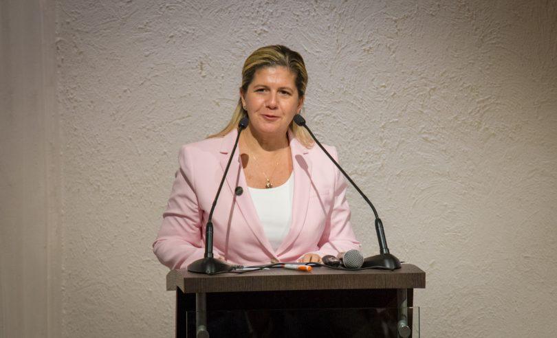 La clave para accionar al país es el desarrollo sostenible: Martha Herrera