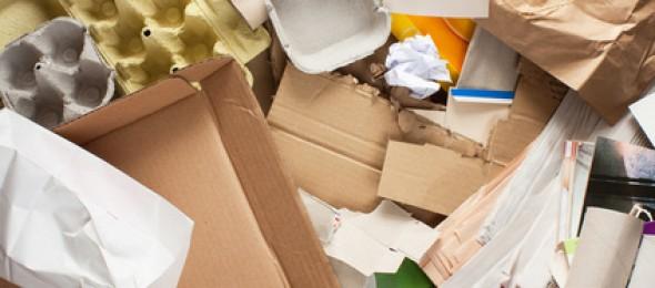 Reciclaje de artículos que ya no son necesarios