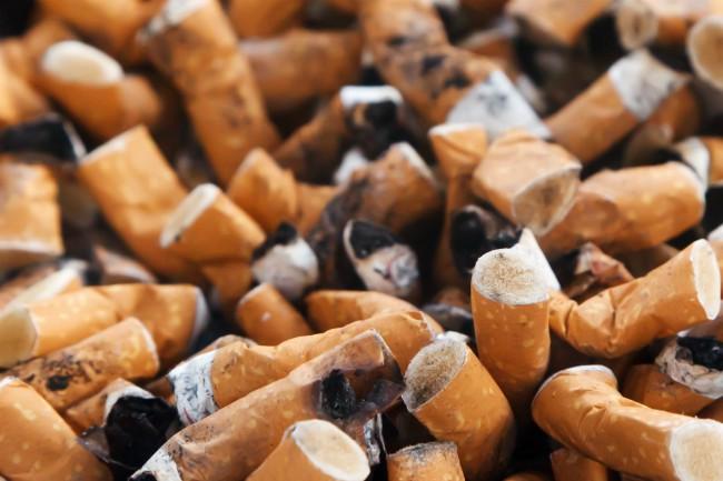 Estadisticas sobre el uso de cigarros y las consecuencias