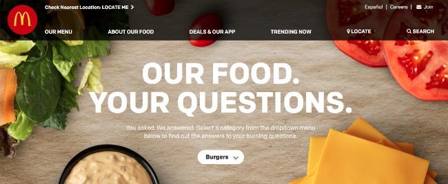 McDonalds ejemplo de como subir la reputacion como empleador