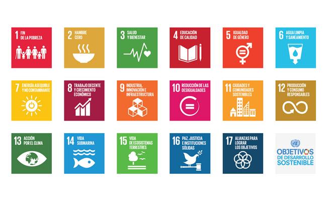 Objetivos de desarollo sostenible