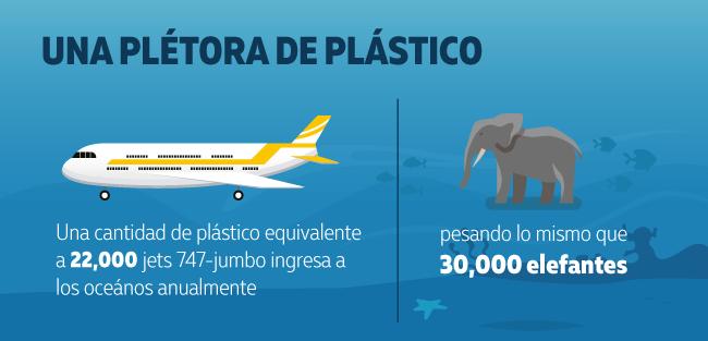 Plethora de plastico