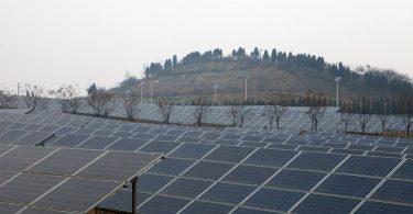 Autopista solar para generar energía: innovación en China
