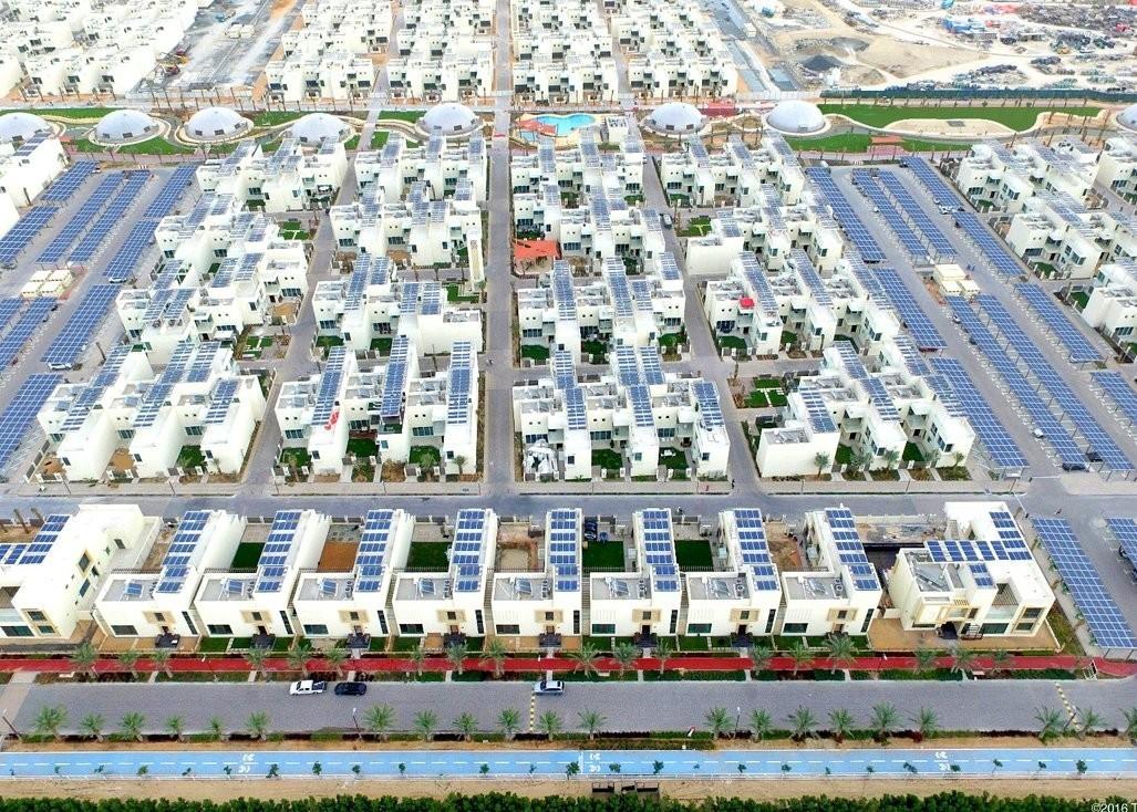 Construir una ciudad donde únicamente circulen coches eléctricos: meta de Dubái