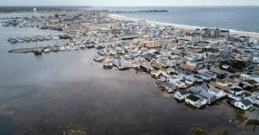 El impacto del cambio climático en bienes raíces