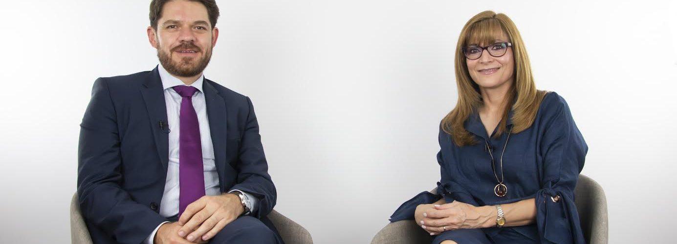 Irma Acosta entrevistada sobre la RSE de BBVA Bancomer