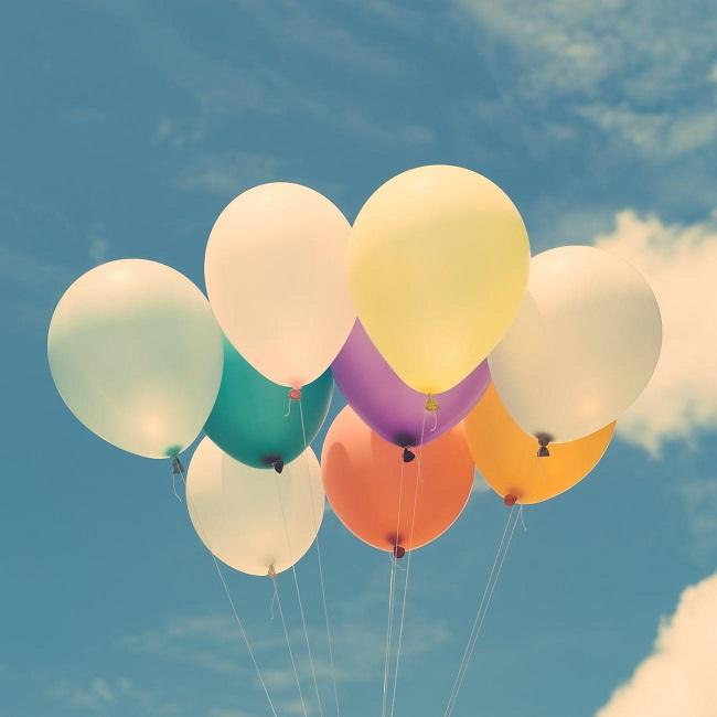 ¿Prohibirán también los globos de fiesta?