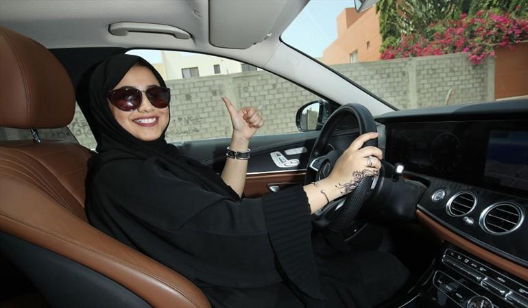Uber contratará mujeres en Arabia Saudita, ahora que es legal
