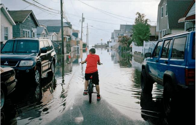 Hallazgos del reporte sobre el cambio climatico en bienes raices