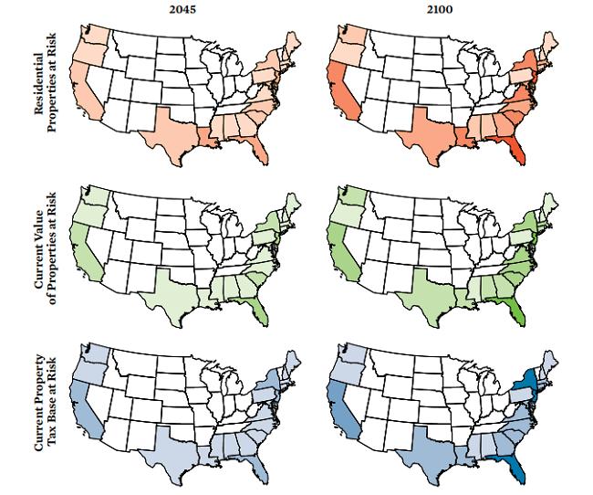 Este es el impacto del cambio climatico en bienes raices en Florida