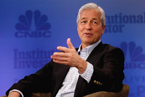 Jamie Dimon, CEO de JPMorgan comparte la opinion deBuffett sobre lo que mata la sustentabilidad