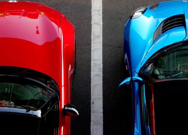 Comparacionesde los autos más limpios conguías anteriores
