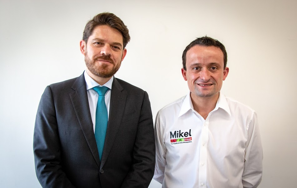 entrevista Mikel Arriola Expok