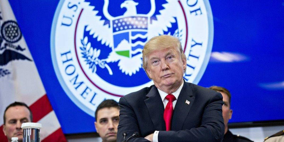 las Águilas de Filadelfia les cancelan invitación de Trump