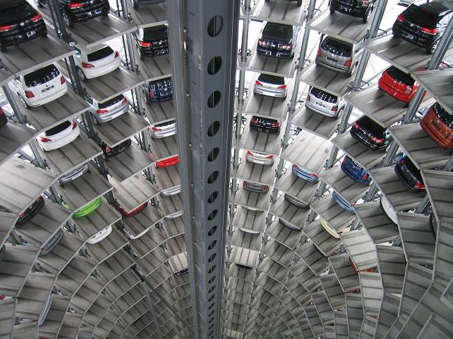 Modelos de autos incluidos en laguía