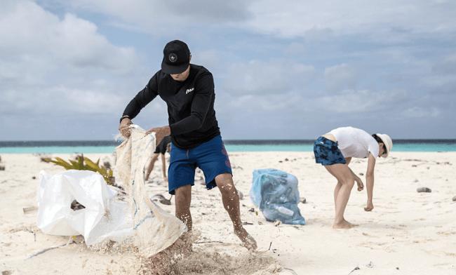 Parley y AmEx se asocian para generar conciencia sobre la contaminacion de los oceanos