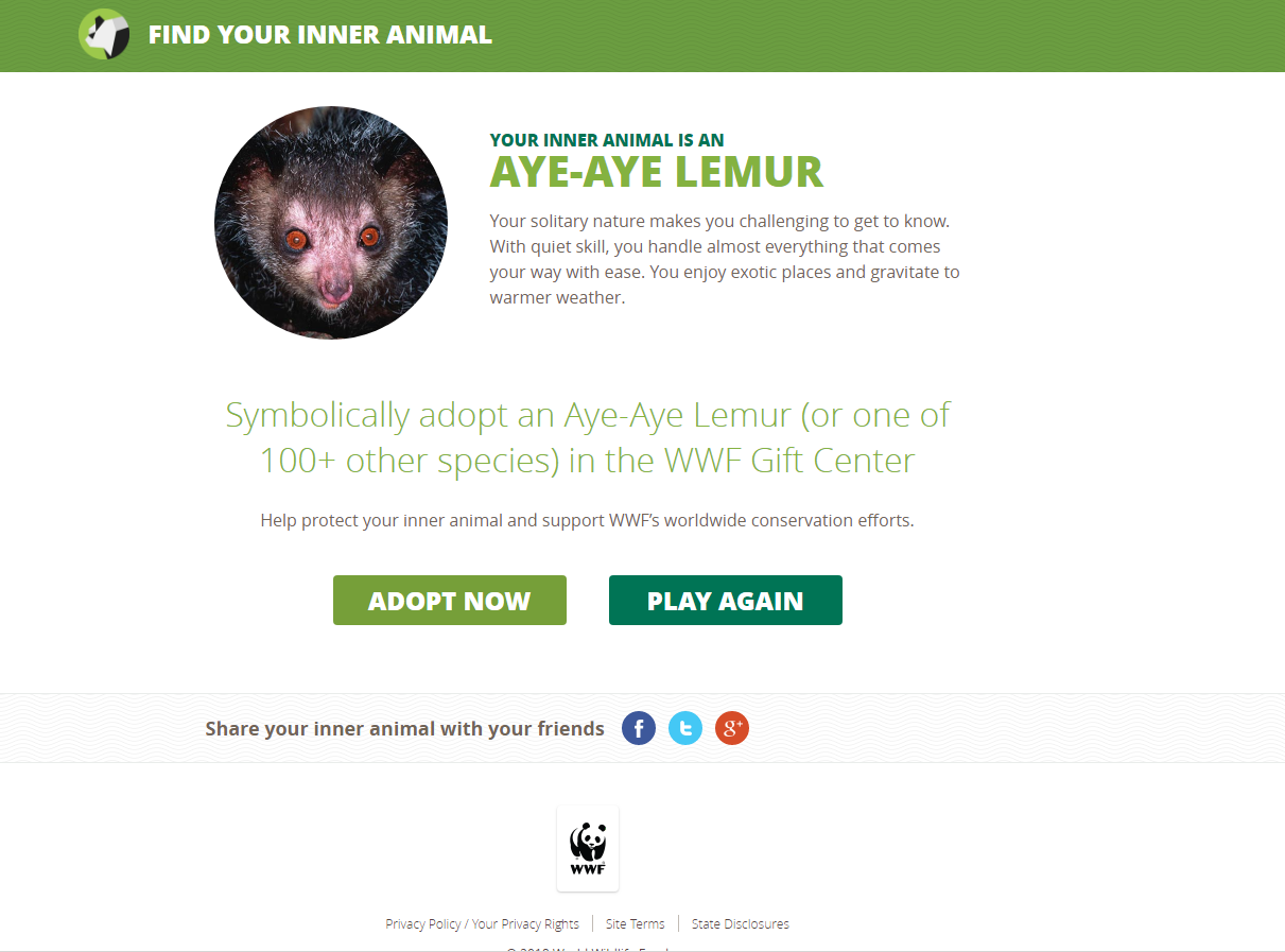 https://www.worldwildlife.org/pages/find-your-inner-animal