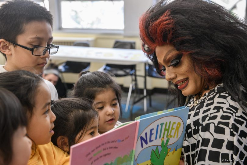 """Drag Queen Story Hour"""