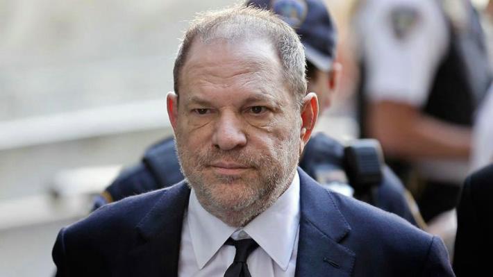 Aseguradoras no quieren estar a la defensa de Weinstein
