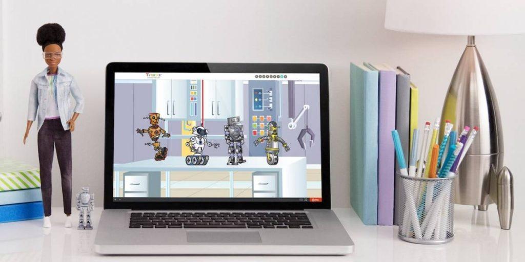 Barbie promueve empoderamiento de las niñas, se titula en Ingeniería Robótica