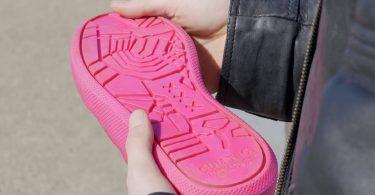 El calzado hecho con chicles que vas a querer usar