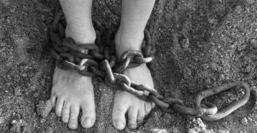 Esclavos en el mundo; todavía existen