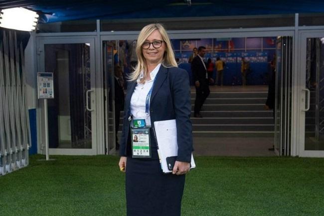 La historia de Iva Olivari, la mujer detrás de Croacia en Rusia 2018