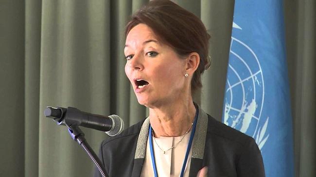Opiniones sobre el Programa de Becas de Sostenibilidad Global del Príncipe de Gales - Lise Kingo, CEO y directora ejecutiva del Pacto Mundial de las Naciones Unidas