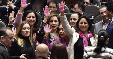 Mujeres en el poder: países donde más mujeres tienen el mando