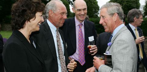 Qué es el Programa de Becas de Sostenibilidad Global del Príncipe de Gales