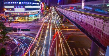 autos en las ciudades inteligentes