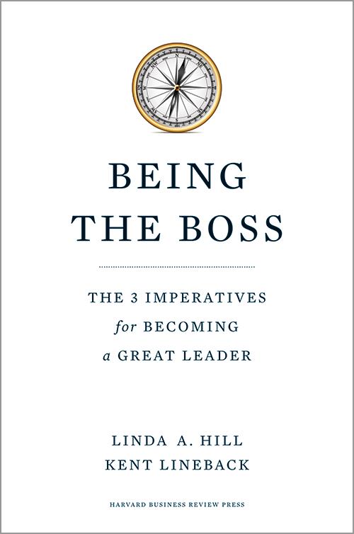 Manejar un colaborador en crisis - libro Being the Boss
