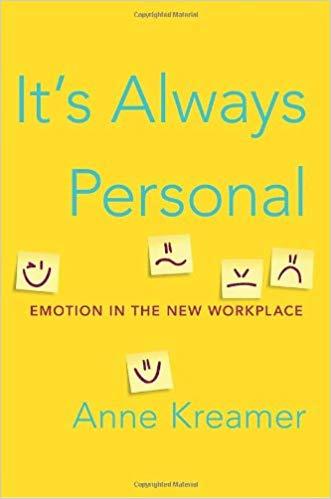 Lo que dicen los expertos sobre manejar a un colaborador en crisis - libro Its always personal