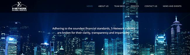 S Network un proveedor de clasificaciones e índices de ESG